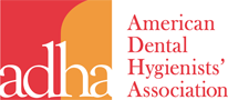 American Dental Hygienists Association (ADHA) logo
