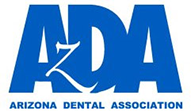Arizona Dental Association logo