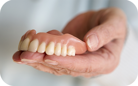 Denture with Scottsdale's Dentist
