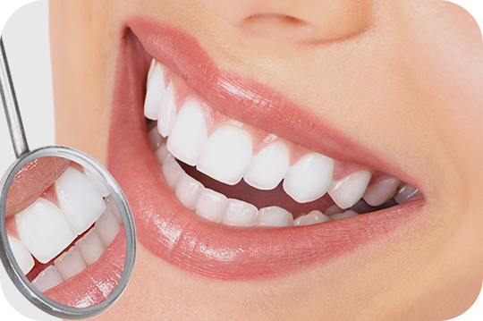 Teeth whitening dentist office in Scottsdale, Arizona